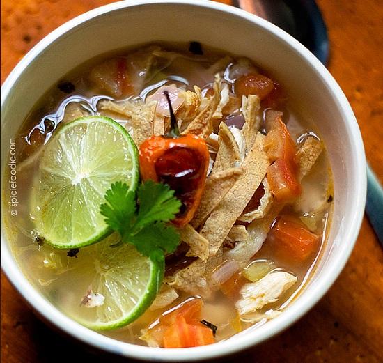 Sopa de Lima (Google)