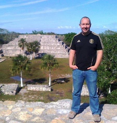 Stewart Mandy at Xcambo Yucatán (Photo: Stewart Mandy)