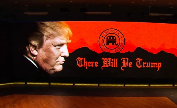 Republican front-runner Donald Trump has drawn attention in Mexico by talking about Mexican migrants being rapists and bringing drugs to the US, and building a US-Mexico border wall. (Photo: Bloomberg)