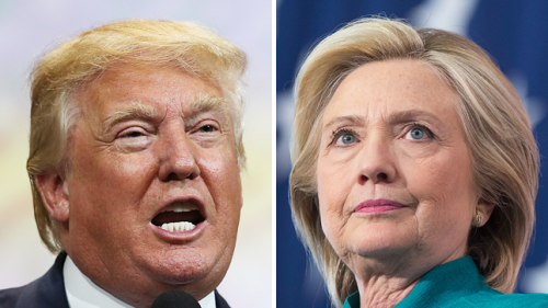 Donald Trump and Hillary  Clinton won important U.S. presidential primaries Tuesday March 15.