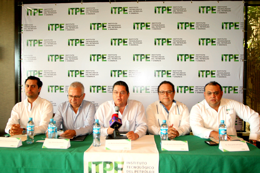 Yucatan officials recently announced the new Institute of Petroleum and Energy in Yucatan. (PHOTO: SEFOE)