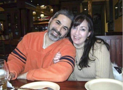 Rolando and Carolyn Banda are turning to experimental treatments to fight Rolando's rare mucosal melanoma. (Photo: theherald-news.com)