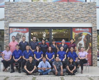 Zoomania staff