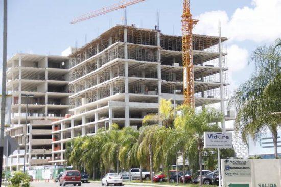 New construction in Merida. (PHOTO: sipse.com)