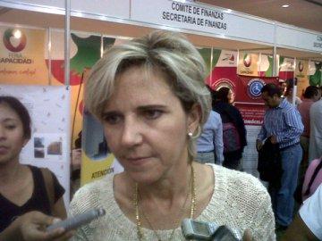 Miriam Fillad of Cuba's Tourism MInistry. (PHOTO: elsur.mx)