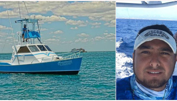 The fishing boat Anastacia captained by Jorge de la O has been missing since March 30. (PHOTO: noticaribe.com)