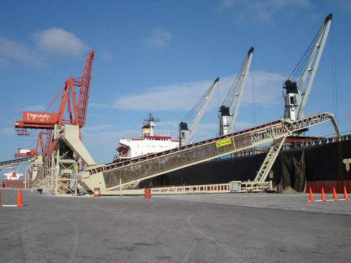 Increased U.S. and Canadian investment in Yucatan will lead to more exports through the Port of Progreso. (PHOTO: puertosyucatan.com)