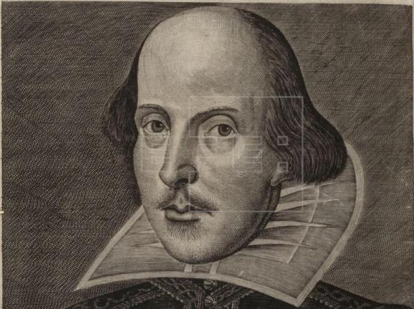 Shakespeare is more popular in developing countries like Mexico and Brazil than in England, according to a new study. (PHOTO: efe.com from portrait in the British Museum)