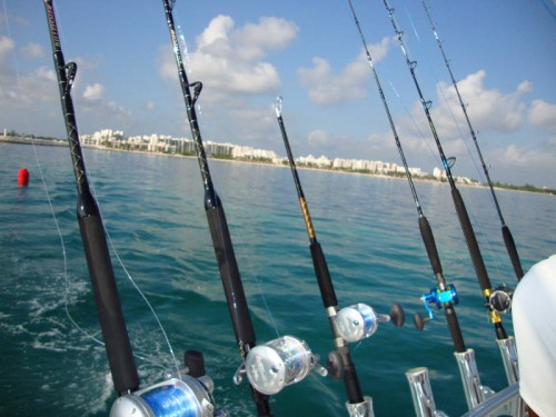 Sportfishing is emerging as an international attraction in Cancun and the rest of Quintana Roo's coast. (PHOTO: cancunboatclub.com)