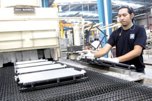 Manufacturing and exporting of aerospace parts is a growing sector in Yucatan. (PHOTO: PCC)