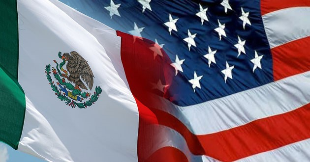 us mexico flags