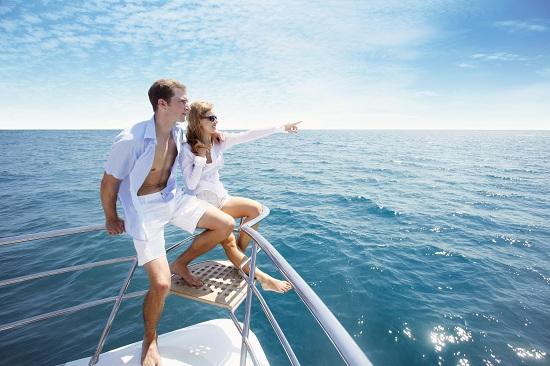 Modern and exclusive nautical destination in Yucatan (Photo: Kinuh)