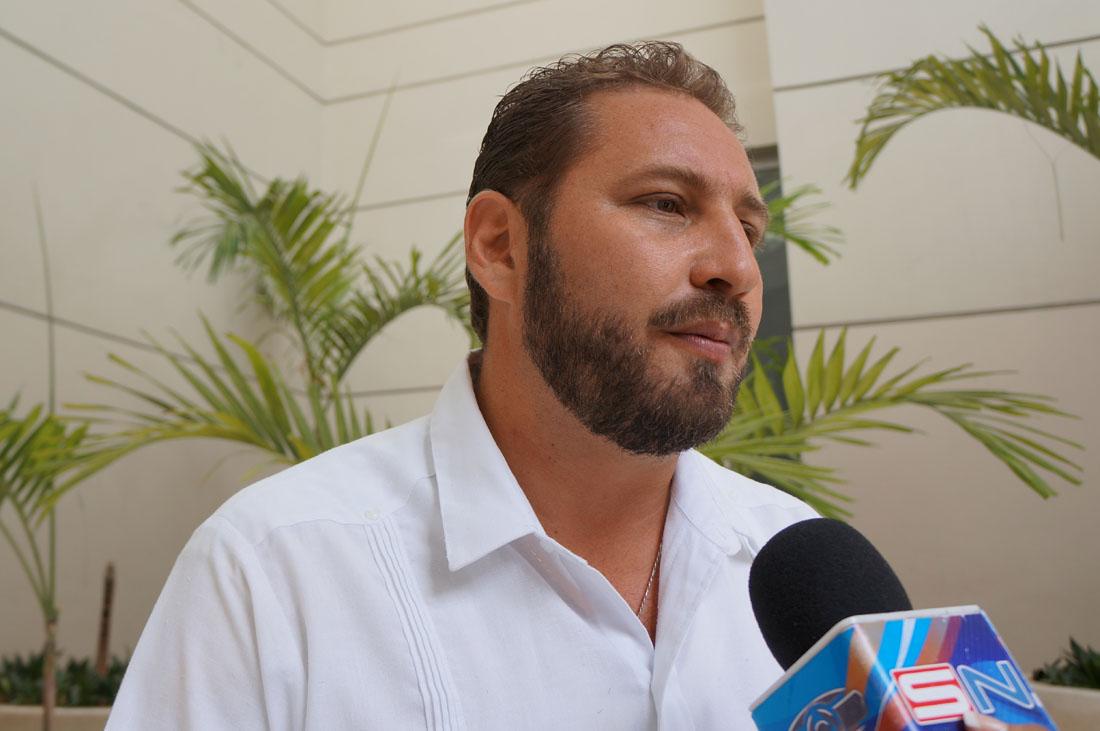 José Martínez Semerena (Photo: Yucatan al Minuto)