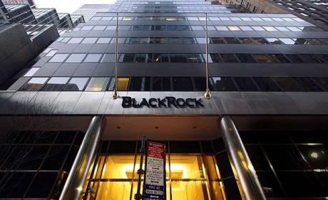 BlackRock investment fund headquarters in New York City. (PHOTO: telegraph.co.uk)