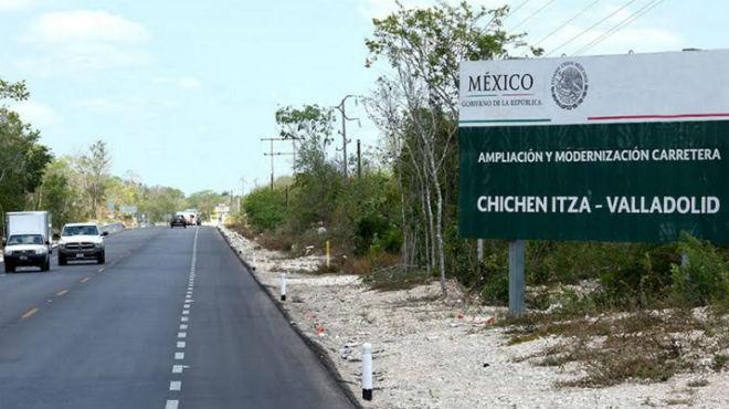 carretera_valladolid_chichen