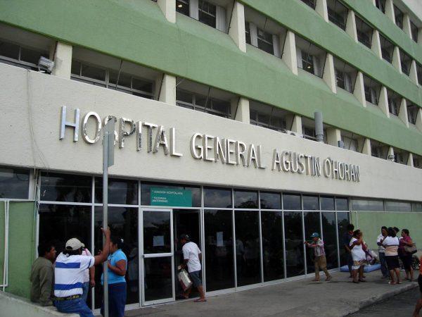 Merida's General Hospital Agustin O'Horan. (PHOTO: desdeelbalcon.com)