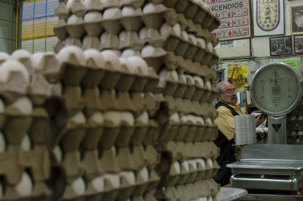 The prices of basic goods in Mexico are holding fairly steady. (PHOTO: cuartoscuro.com)