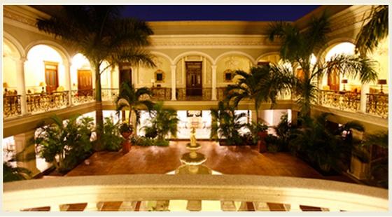 Photo: historichotelsworldwide.com/hotels-resorts/mansion-merida-on-the-park/