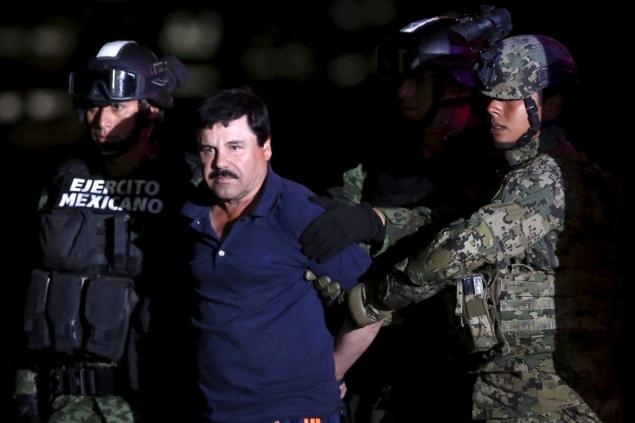 El Chapo Guzmán may be headed for Brooklyn when his extradition process is complete. (PHOTO: nydailynews.com)