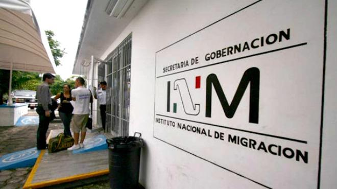 Office of Immigration Institute in Cancun. (PHOTO: unioncancun.mx)