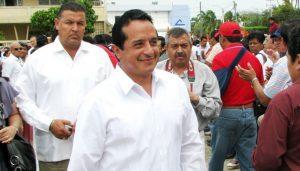 Carlos Joaquin Gonzalez of PAN-PRD is the new governor of Quintana Roo. (PHOTO: periodistasquintanaroo.com)