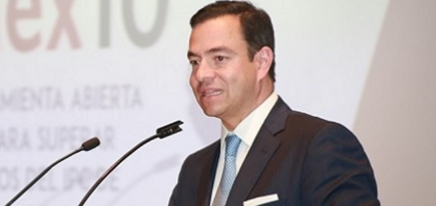Paulo Carreño, Mexico's new point man on North American affairs for the Foreign Relations Ministry. (PHOTO: economiahoy.mx)