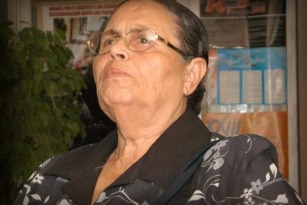 "Consuelo Loera, mother of drug lord Joaquin ""El Chapo"" Guzman Loera.(PHOTO: prensalibre.com.mx)"