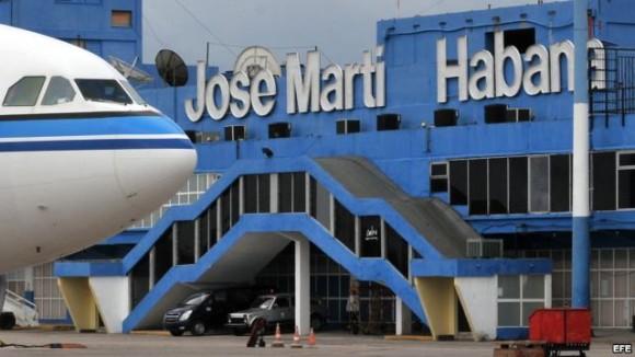 Aeropuerto Internacional José Martí, Havana, Cuba. (Photo: EFE/ Archivo)