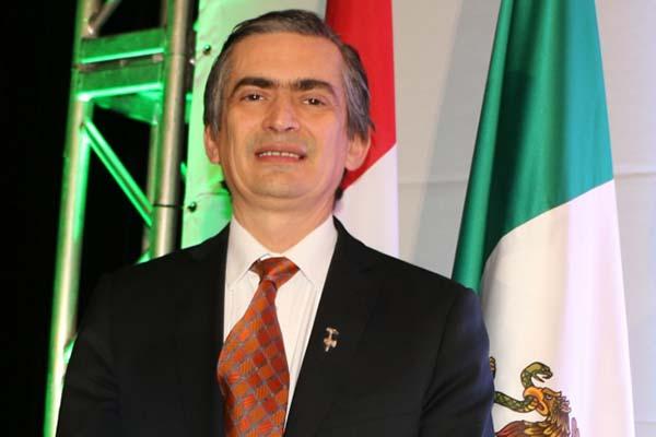 Mexican Ambassador to Canada Ambassador Agustin García-López Loaeza. (PHOTO: Mexican Embassy)