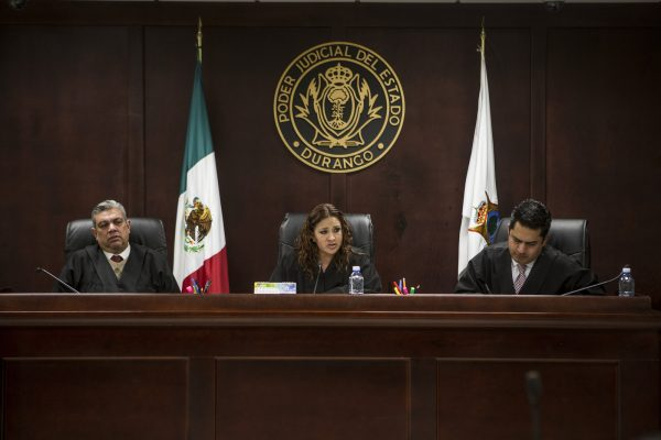 Under the Mexican legal reforms, defendants will now be tried in court before the judge presiding in their case. (PHOTO: buzzfeed.com)