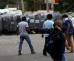 Oaxaca protests continue. (PHOTO: yahoo.com)