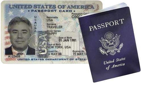 A U.S. passport card is an alternative to a traditional passport that can be used for some travel to Mexico.