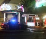 Police responded to shooting at Dady'O nightclub in Cancun hotel zone. (PHOTO: riviera-maya-news.com)