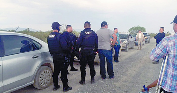 Uber distanced itself from drivers detained in Coahuila for transporting migrants.(PHOTO: sinembargo.com.mx)