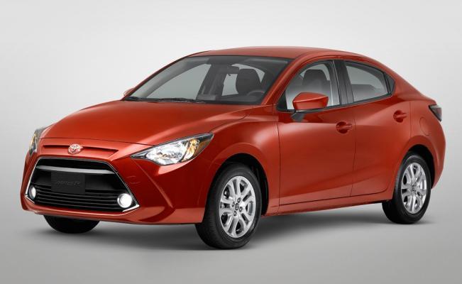 Toyota Yaris subcomapct model (Photo: toyota.com)