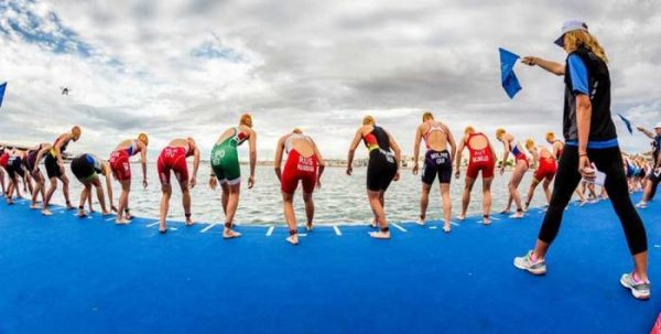 Eight thousand athletes will compete in triathlon in Cozumel in September. (PHOTO: sipse.com)