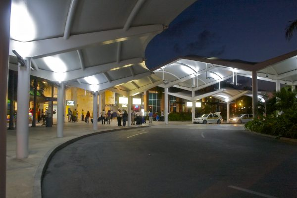 Cancun International Airport is administered by ASUR. (PHOTO: panoramio.com)