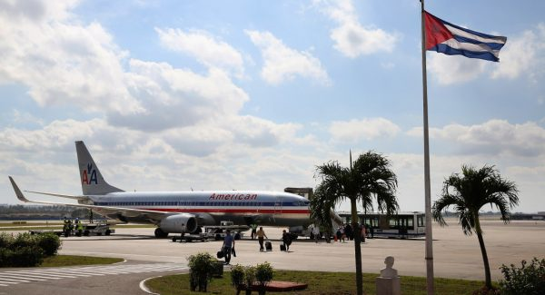U.S. airlines are competing to resume commercial service to Cuba. (PHOTO: politico.com)
