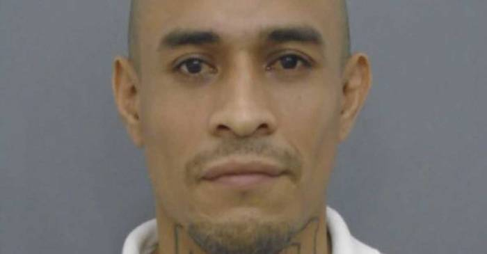 Juan Pablo Morales Lopez was recaptured 10 days after escaping from Cancun prison. (PHOTO: sipse.com)