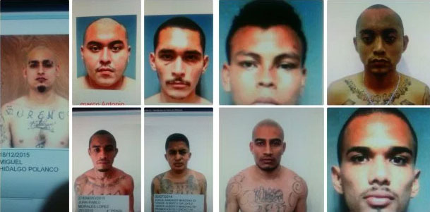 Authorities have identified 10 inmates who escaped from Cancun prison. (PHOTO: lapalabradelcaribe.com)