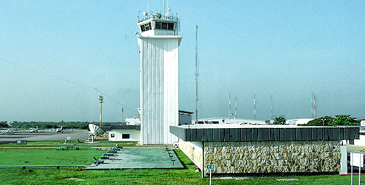 Tower at Merida International Airport. (PHOTO: google.com)