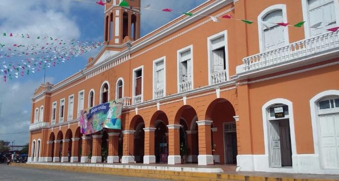 Palacio Municipal de Motul (Google)