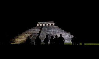 Temple at Palenque. (PHOTO: seattlepi.com)