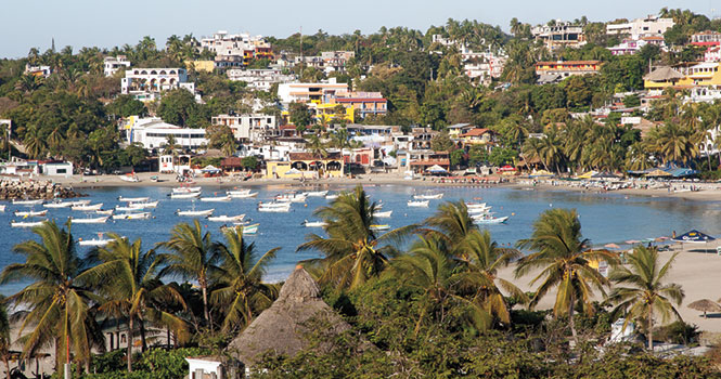Puerto Escondido, Oaxaca. (PHOTO: elgourmetmexico.com.mx)