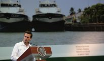 President Enrique Peña Nieto has predicted 'reactivation and regeneration' for Campeche and Tabasco. (PHOTO: gob.mx)