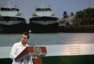 President Enrique Peña Nieto has predicted 'reactivation and regeneration' for Campeche and Tabasco. (PHOTO: gob.mx)