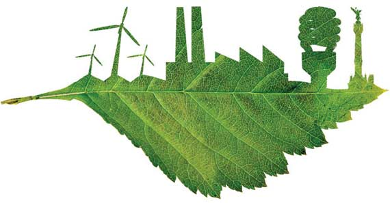 ENVIRONMENTAL RESPONSIBILITY IS KEY FOR NEW BUSINESSES Responsible businesses integrate environmental management in their business model