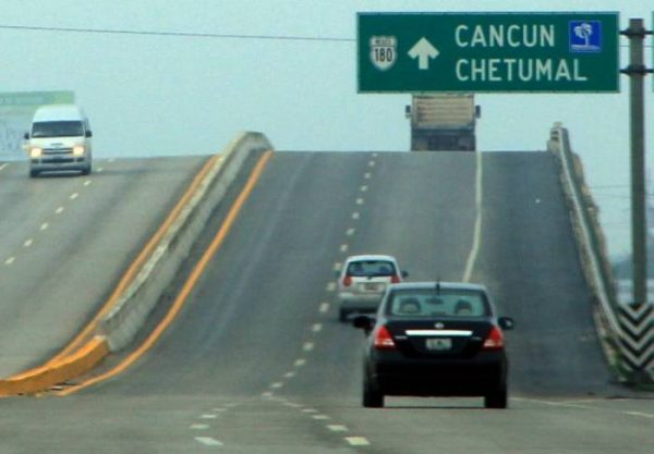 (PHOTO: sipse.com) Yucatan's roadways are among Mexico's safest, according to federal police.: sipse.com)