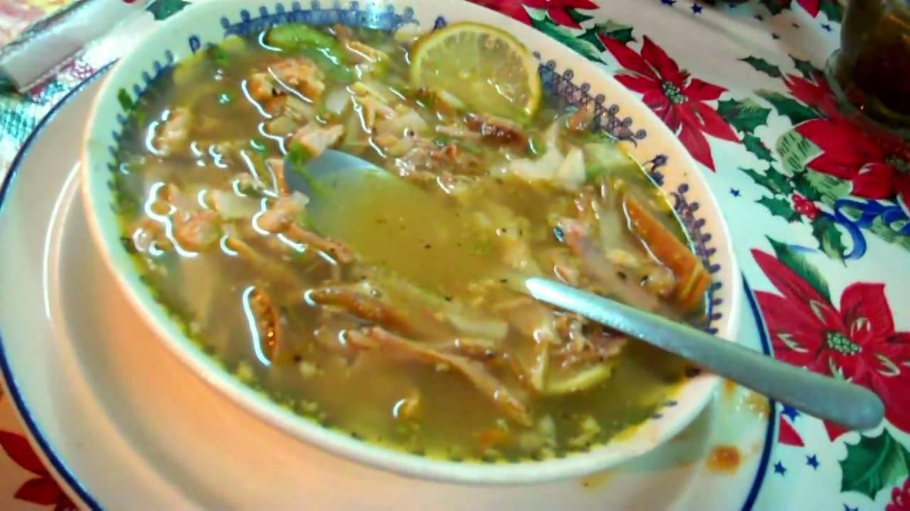 Sopa de Lima at La Reina Itzalana (Photo: Google)