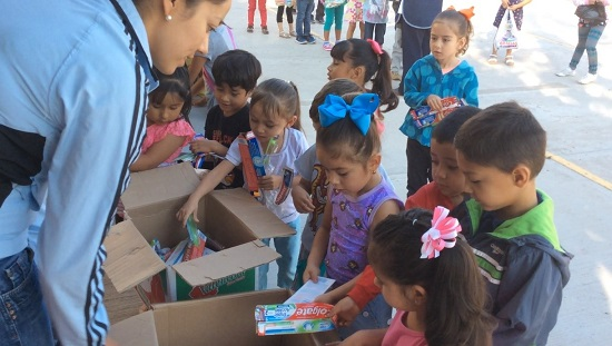 Jardín de Niños Josefa Ortiz de Dominguez- Huejuquilla El Alto, Jalisco